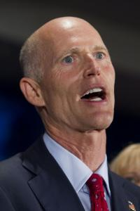 Florida Governor Lex Luthor (R-Reptilian Party)