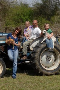 Learning real world skills on the farm prepare children for the future.